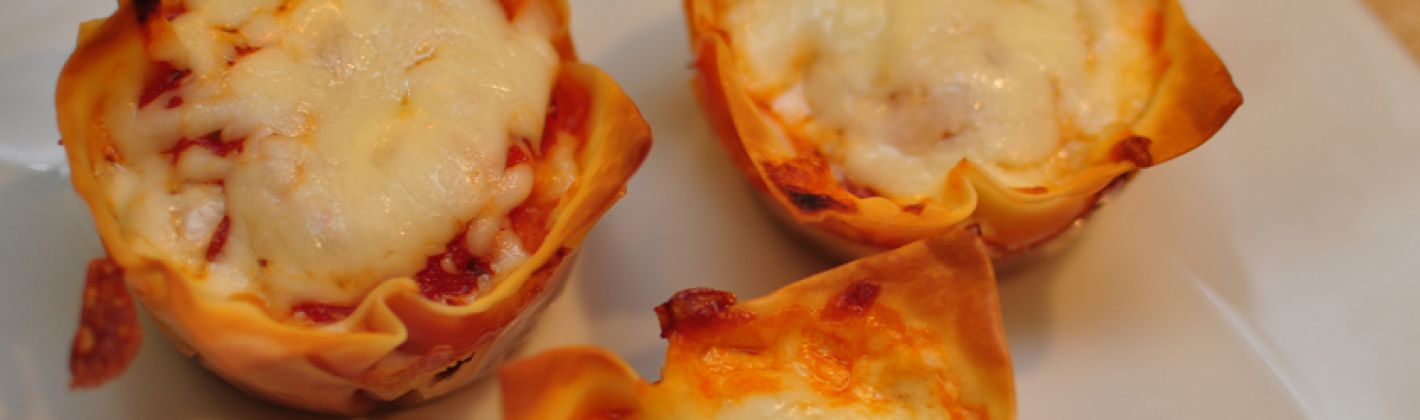Ricetta lasagnetta con ragù bianco di coniglio e asparagina