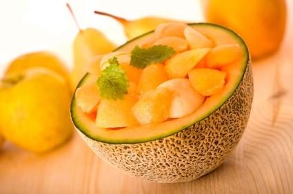 Ricetta melone al maraschino