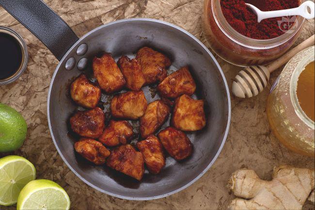 Ricetta pollo alla salsa di soia