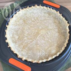 Pasta frolla dolce o salata senza glutine