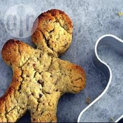 Biscotti pandizenzero senza farina