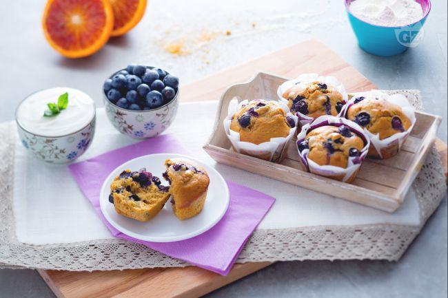 Ricetta muffin al farro