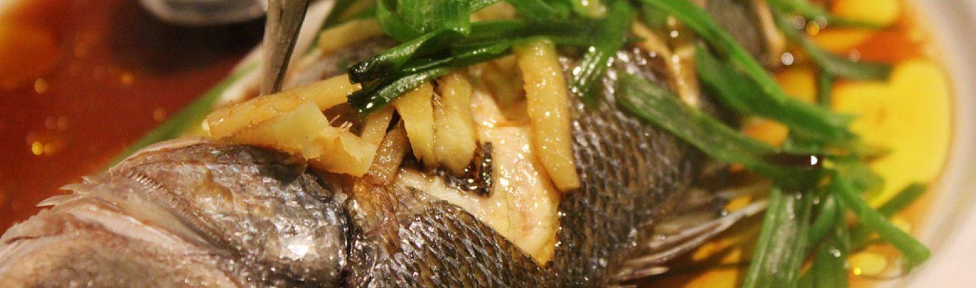 Ricetta pesce al vapore