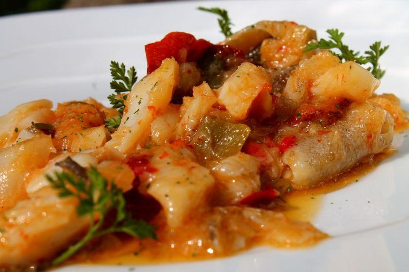 Ricetta baccalà in umido