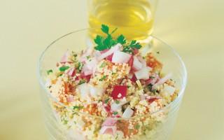 Ricetta insalata di cous cous