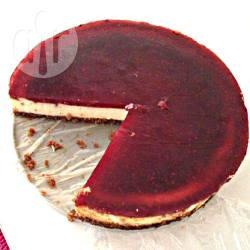Cheesecake alla gelatina di frutta