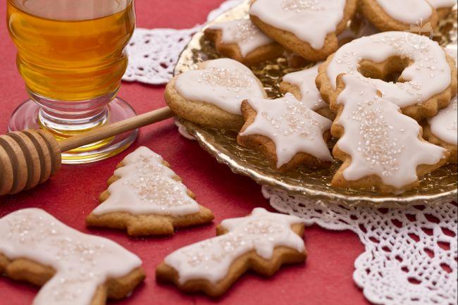 Ricetta biscotti al miele