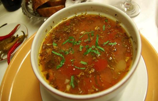 Zuppa d'avena