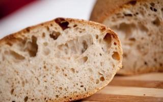Ricetta pane di farina bianca a pietra con lievito madre