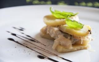 Ricetta sformato di sgombro con patate e cipolla