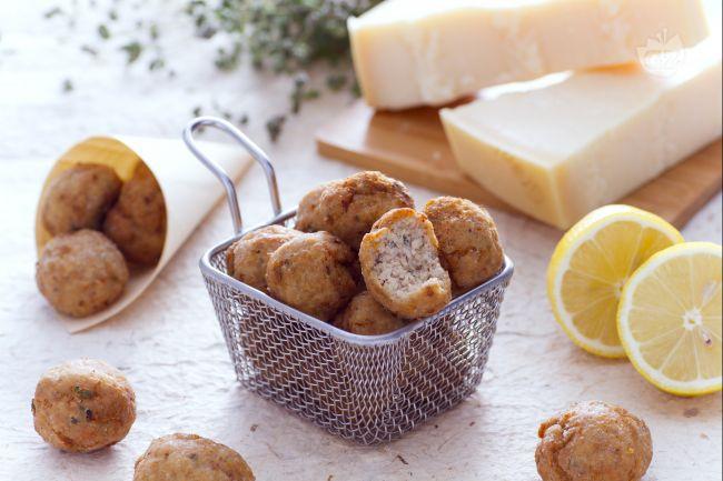 Ricetta polpettine di vitello al limone e maggiorana