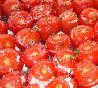 Ricetta pomodori ripieni di tacchino e prosciutto