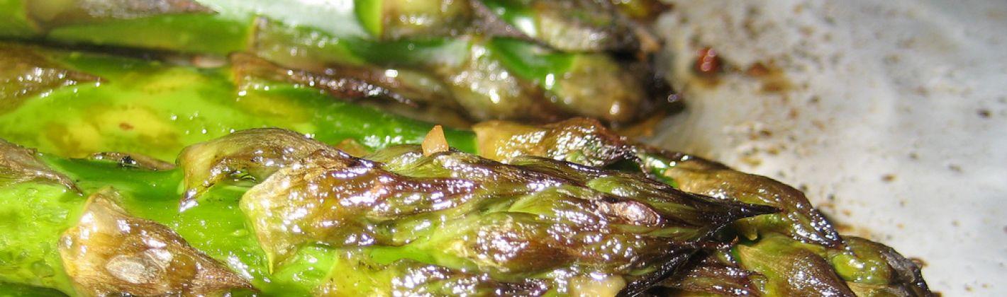 Ricetta asparagi gratinati al forno con speck