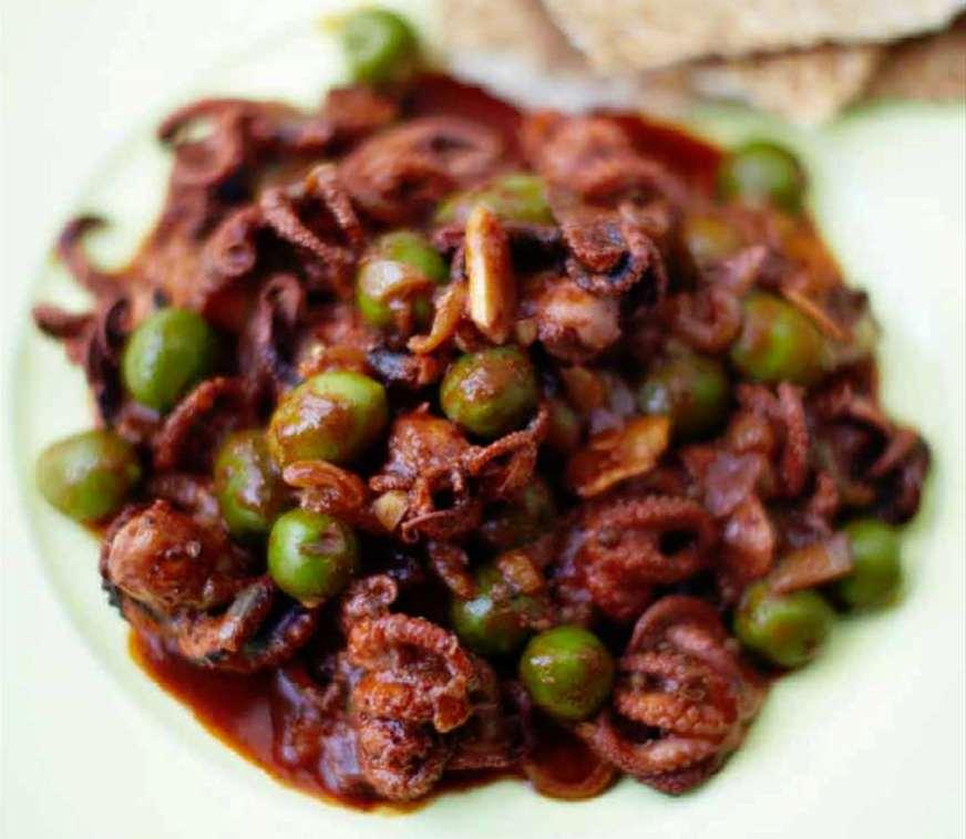 Polpetti con le olive