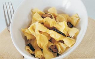 Ricetta caramelle alla crema di formaggio e tartufo