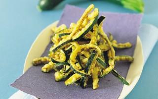 Ricetta zucchine fritte alla romana