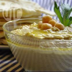 Hummus o patè di ceci