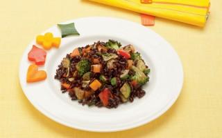 Ricetta riso saltato alle verdure