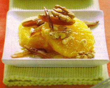 Ricetta insalata di arance orientale