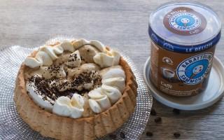 Ricetta torta gelato moka