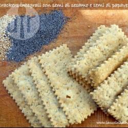 Crackers all'olio d'oliva