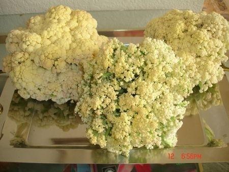 Ricetta cavolfiore e broccoletti all'acciuga