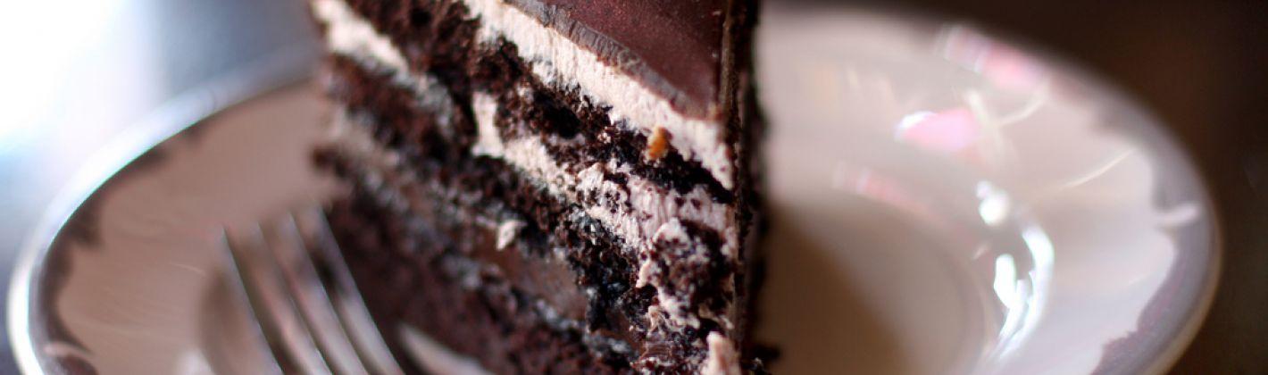 Ricetta torta di compleanno al cioccolato, mascarpone e caffé ...