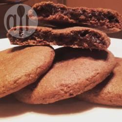 Grisbì  biscotti al cioccolato ripieni di nutella®