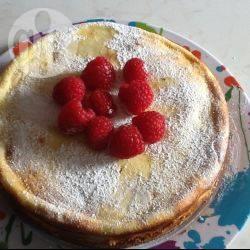 Cheesecake al mascarpone e limone