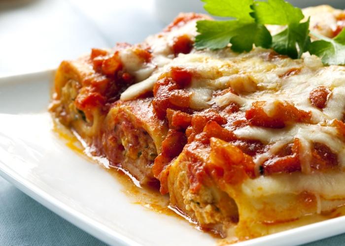 Cannelloni alla romana