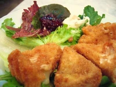 Ricetta camembert fritto