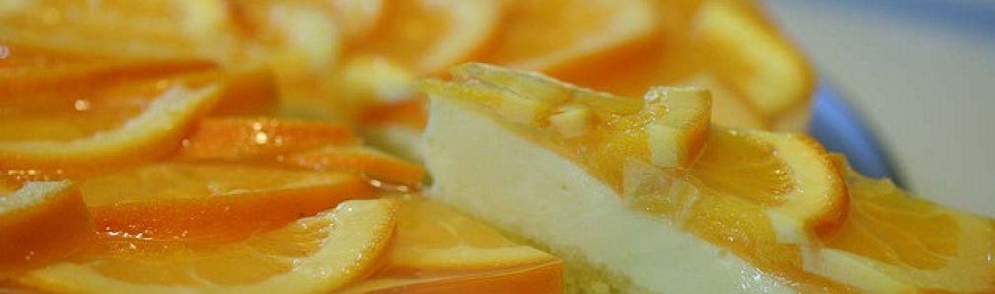 Ricetta bavarese all'arancia