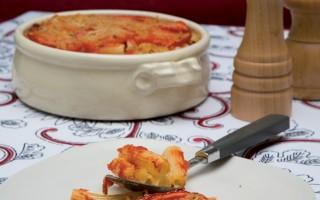 Ricetta pasta e pomodori al forno