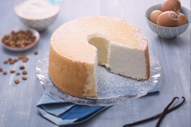 Ricetta angel cake