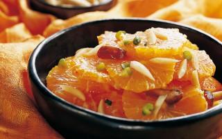 Ricetta insalata marocchina d'arance
