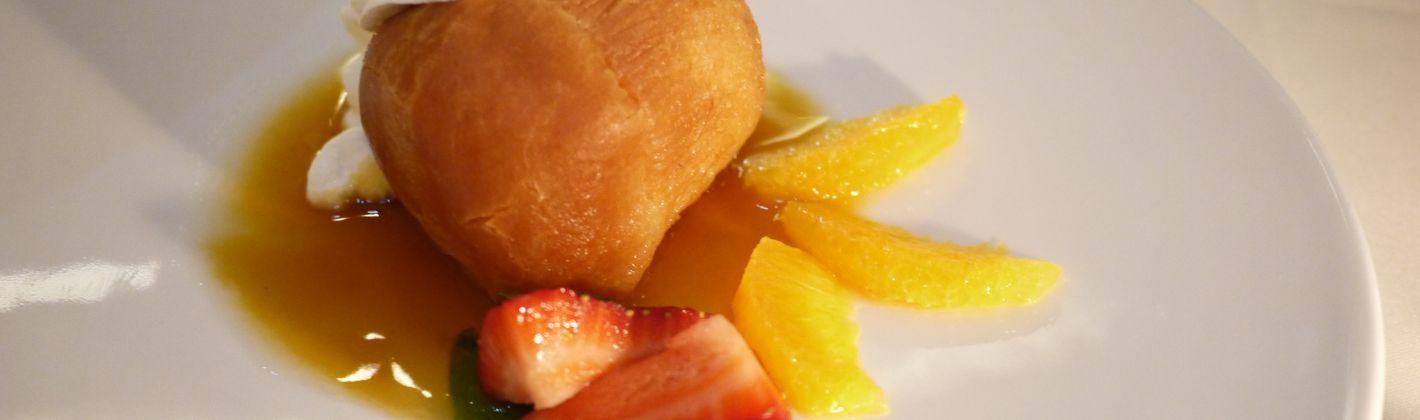 Ricetta babà all'arancia