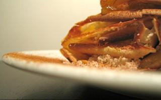 Ricetta crêpes con ragusano, marmellata e acqua di fiori d'arancio ...
