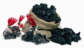 Ricetta panna cotta al carbone