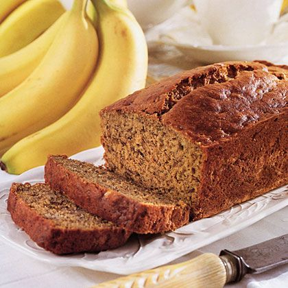 Ricetta pane al cocco e banane
