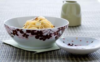 Ricetta spaghetti alla mozzarella