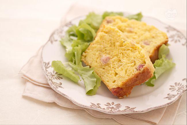Ricetta plumcake salato
