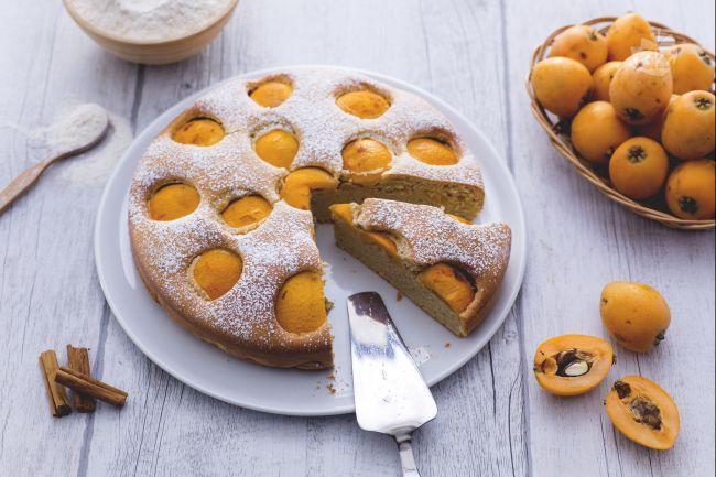 Ricetta torta di nespole