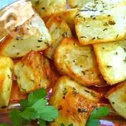 Patate al forno con le erbe