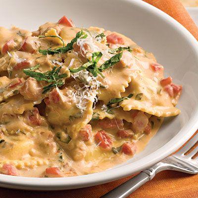 Ricetta pasta con crema piccante