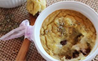 Ricetta tortini di topinambur e patate al gorgonzola