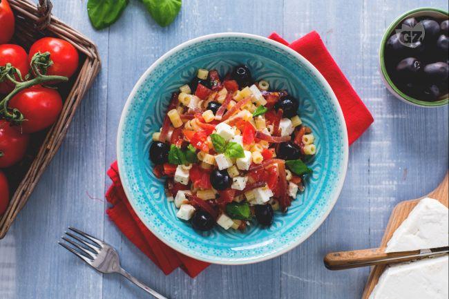 Ricetta insalata di pastina senza glutine