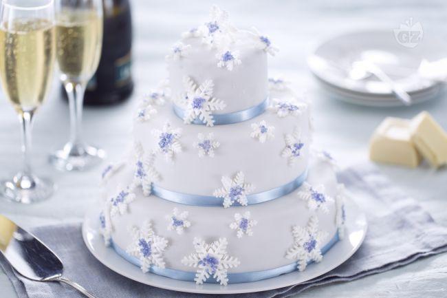 Ricetta torta fiocco di neve