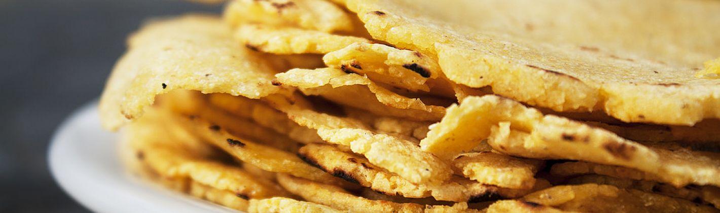 Ricetta tortillas di mais