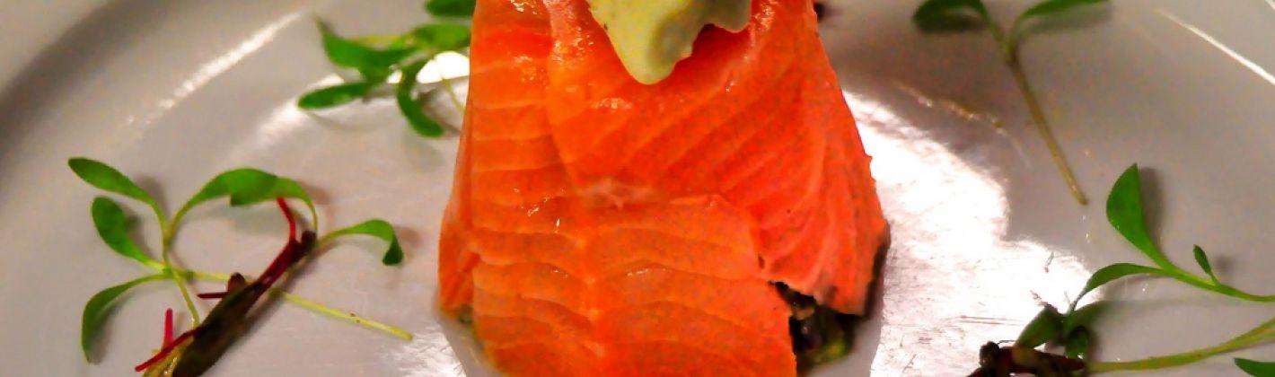 Ricetta cupolette di salmone