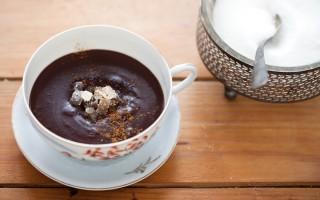 Ricetta cioccolata allo zenzero